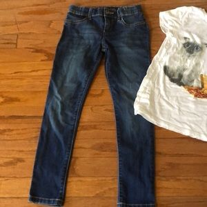 Children's Place Jeggings and T-shirt